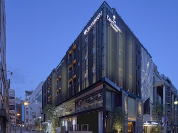 THE CENTURION HOTEL CLASSIC AKASAKA Front of Property - Evening/Night