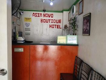 ASIA NOVO BOUTIQUE HOTEL-CABUYAO Reception