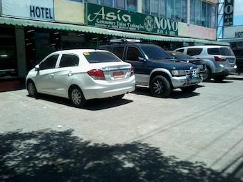 ASIA NOVO BOUTIQUE HOTEL -ROXAS Parking