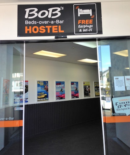 BoBs Hostel, Taupo