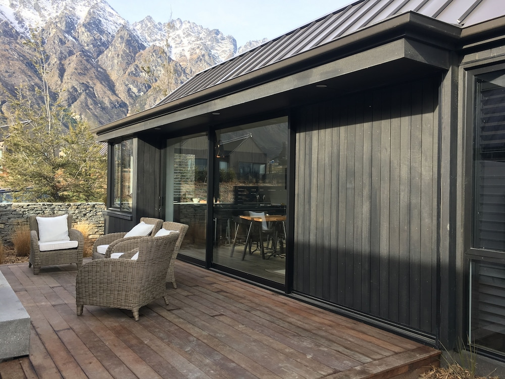 Luxury home at Jacks Point Queenstown