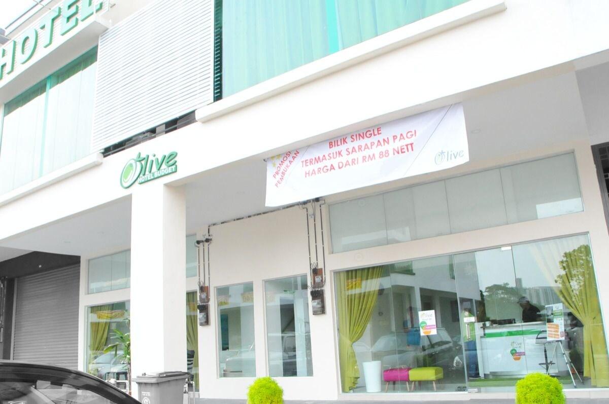 Olive Hotel, Johor Bahru