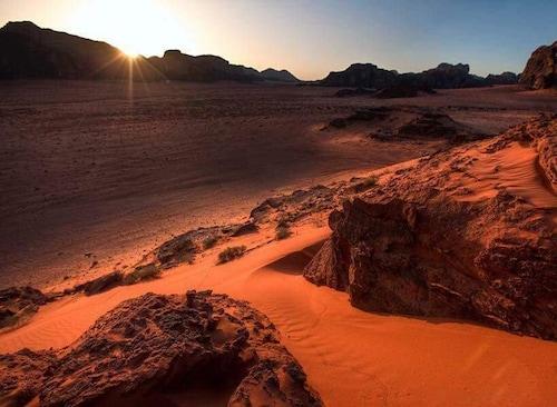 Wadi Rum Sky, Aqaba