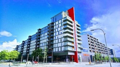 City Apartments Milton Keynes Vizion, Milton Keynes