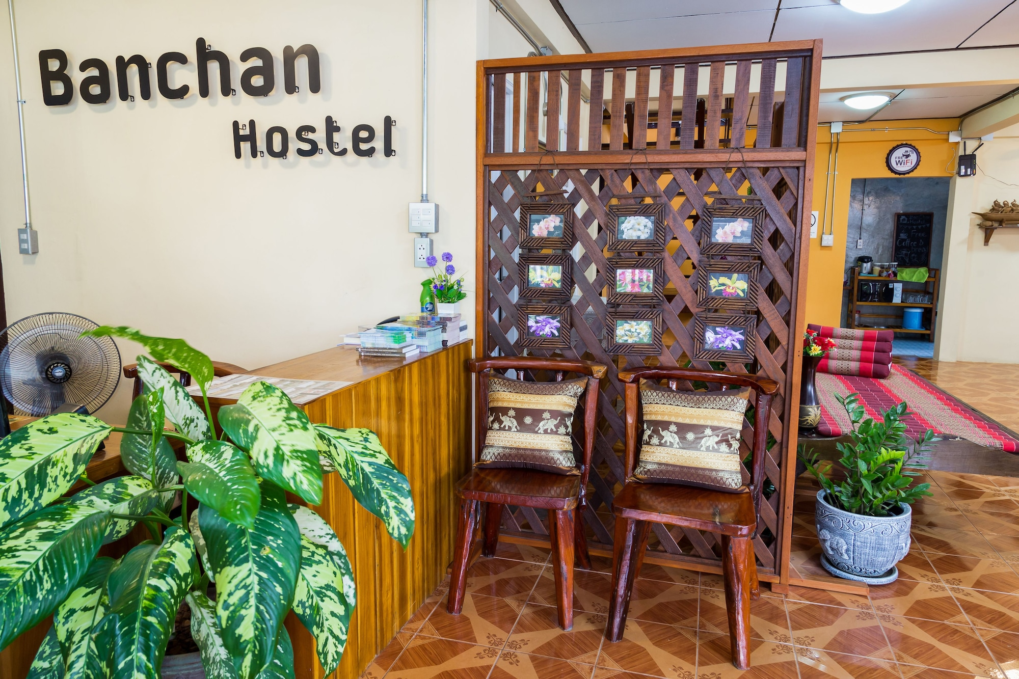 Banchan Hostel, Phra Nakhon Si Ayutthaya