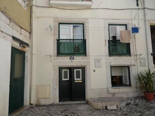 Lisbon Alfama - Santa Luzia Apartments, Lisboa