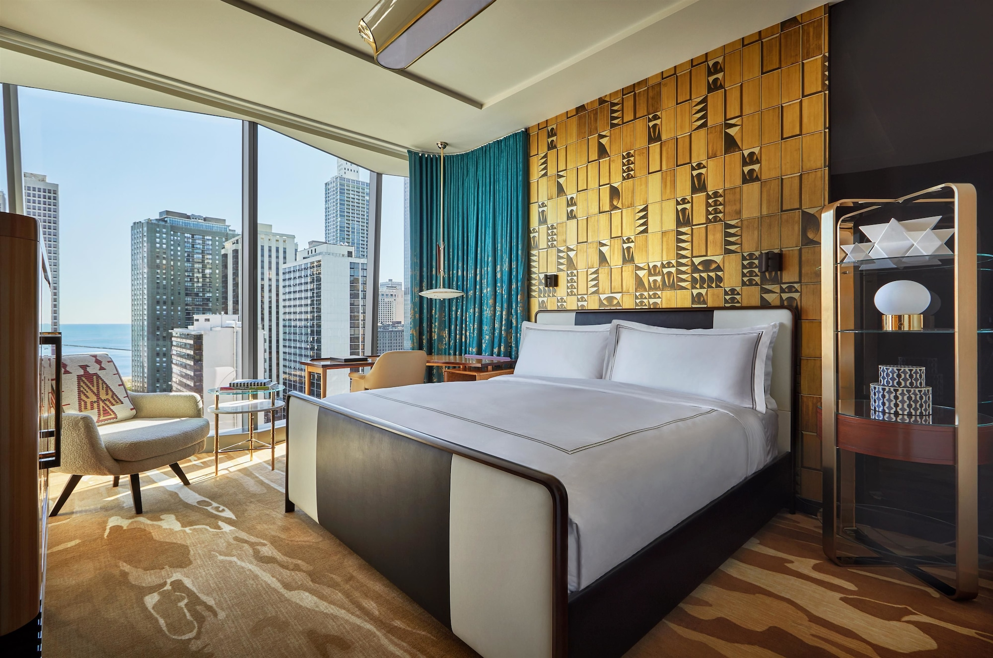 Viceroy, Room, 1 King Bed, Lake View