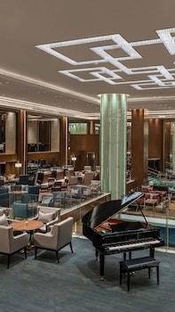 GRAND HYATT MANILA Hotel Lounge