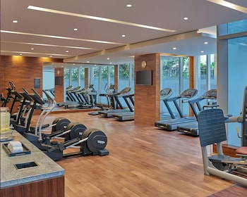 GRAND HYATT MANILA Fitness Facility