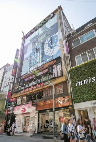 Philstay Myeongdong Station - Hostel, Jongro