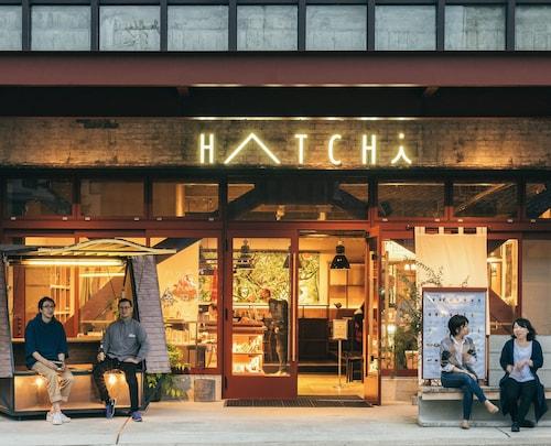THE SHARE HOTELS HATCHi Kanazawa - Hostel, Kanazawa