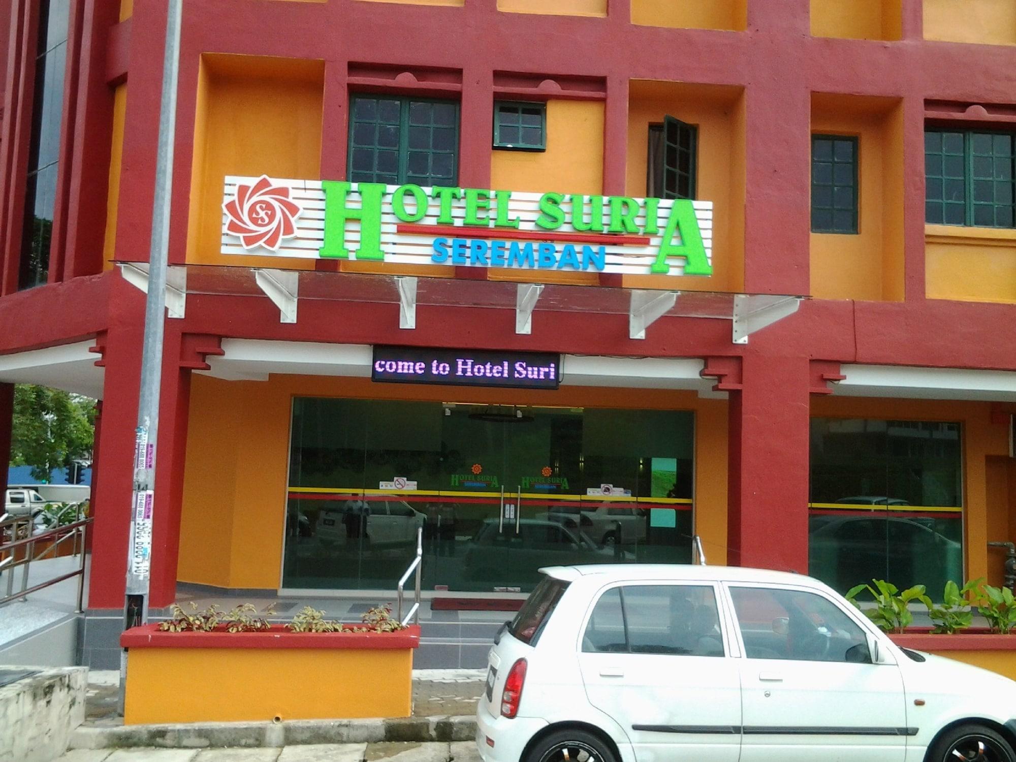 Suria Seremban Hotel, Seremban