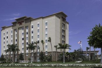 佛羅里達州羅德岱堡龐帕諾海灘歡朋飯店 Hampton Inn Ft Lauderdale Pompano Beach FL
