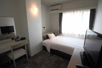 セミダブルルーム|13㎡|ホテルエメラルドアイル石垣島