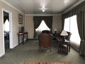 HOTEL CATERINA Living Area
