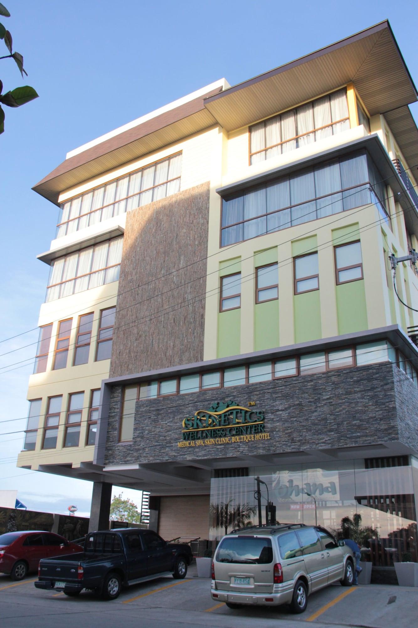 Skinetics Wellness Center Boutique Hotel, Iloilo City