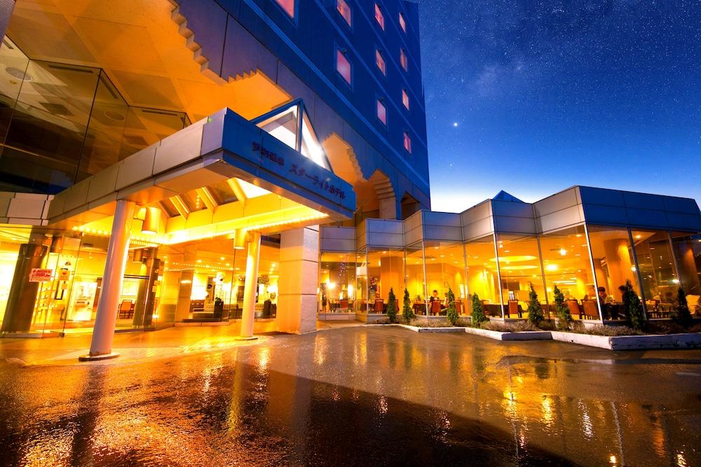 芦別温泉スターライトホテル
