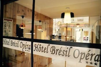 Hotel - Hotel Brésil Opera