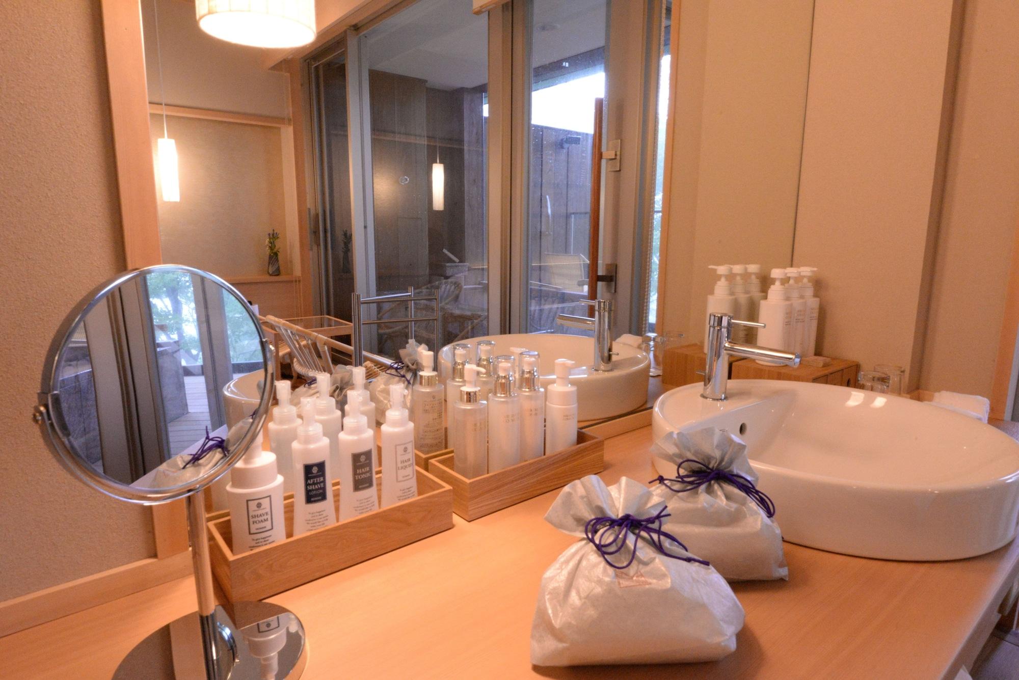 Western Style Room KIRI/TSUYU/KUMO/KEN, Outdoor Bath