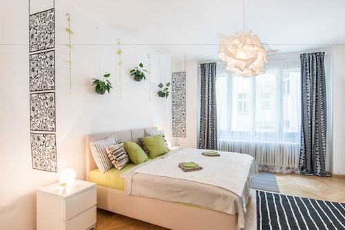 Lotus Apartment, Praha 7