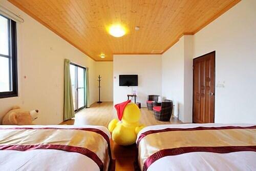 Puli Hilltop Guest House, Nantou