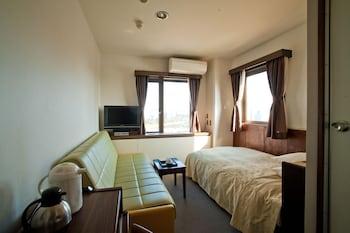 スタンダード シングルルーム 禁煙|11㎡|岡崎ニューグランドホテル