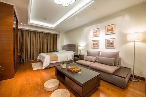 Yue Lan Hotel Apartment Zhong Tie Centre, Qingdao