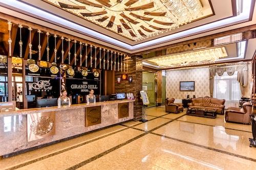 The Grand Hill Hotel, Ulan Bator