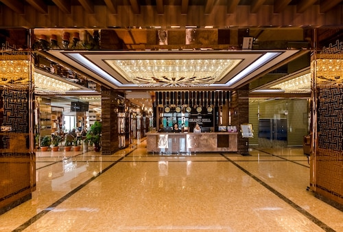 . The Grand Hill Hotel