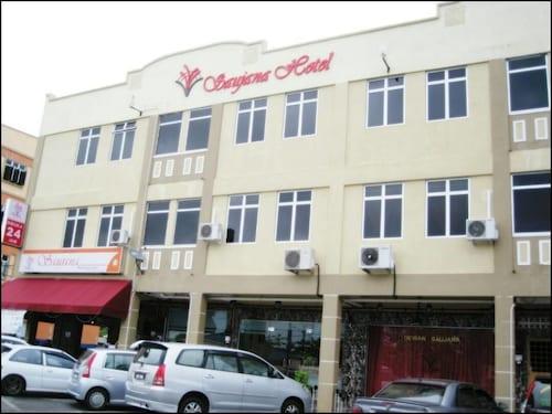 SAUJANA HOTEL DUNGUN, Dungun