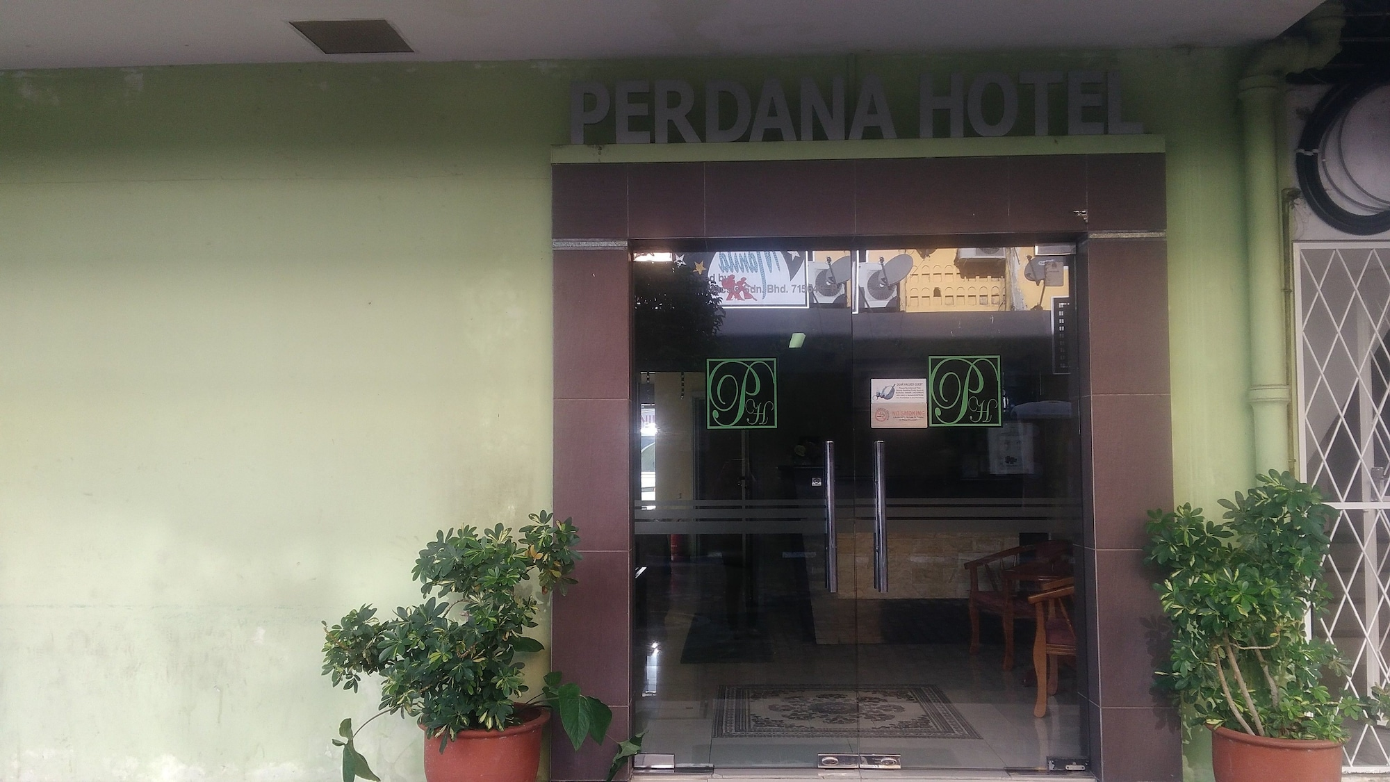 Perdana Hotel, Labuan