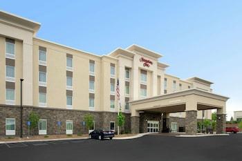 南科羅拉多州丹佛技術中心歡朋飯店 Hampton Inn Denver Tech Center South CO