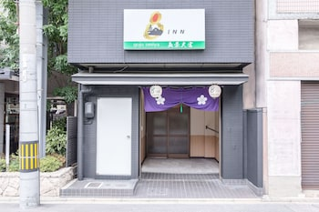 8INN GOJO OMIYA Front of Property