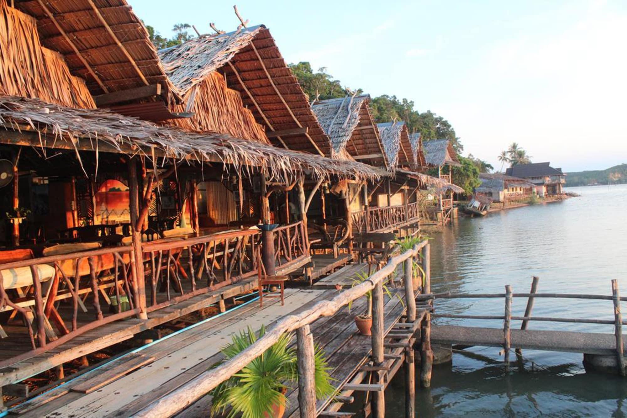 Khaochan Resort, Pak Phayun