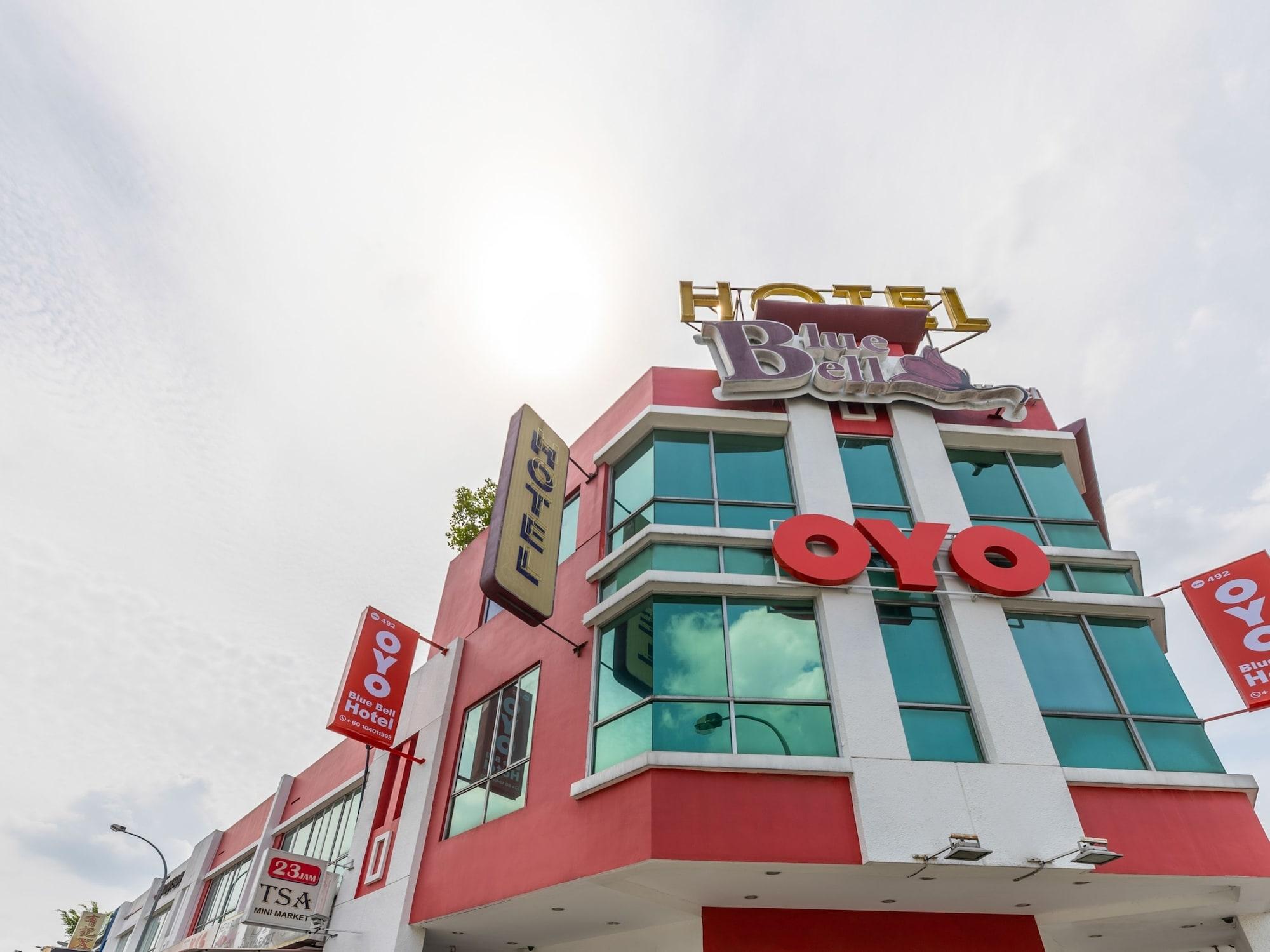 OYO 492 Bluebell Hotel, Johor Bahru