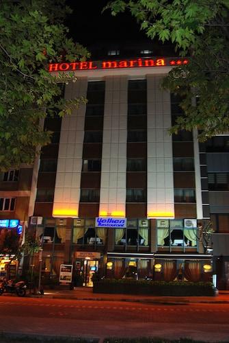 . Hotel Villa Marina