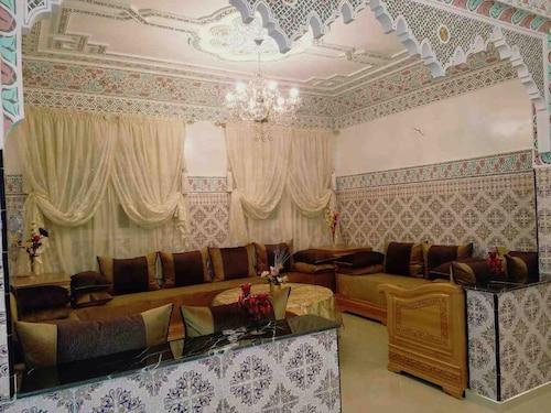 Les Oliviers, Meknès