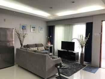 HONEYMOON SUITE ANAVADA APARTMENT Living Room