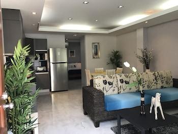 HONEYMOON SUITE ANAVADA APARTMENT Living Area