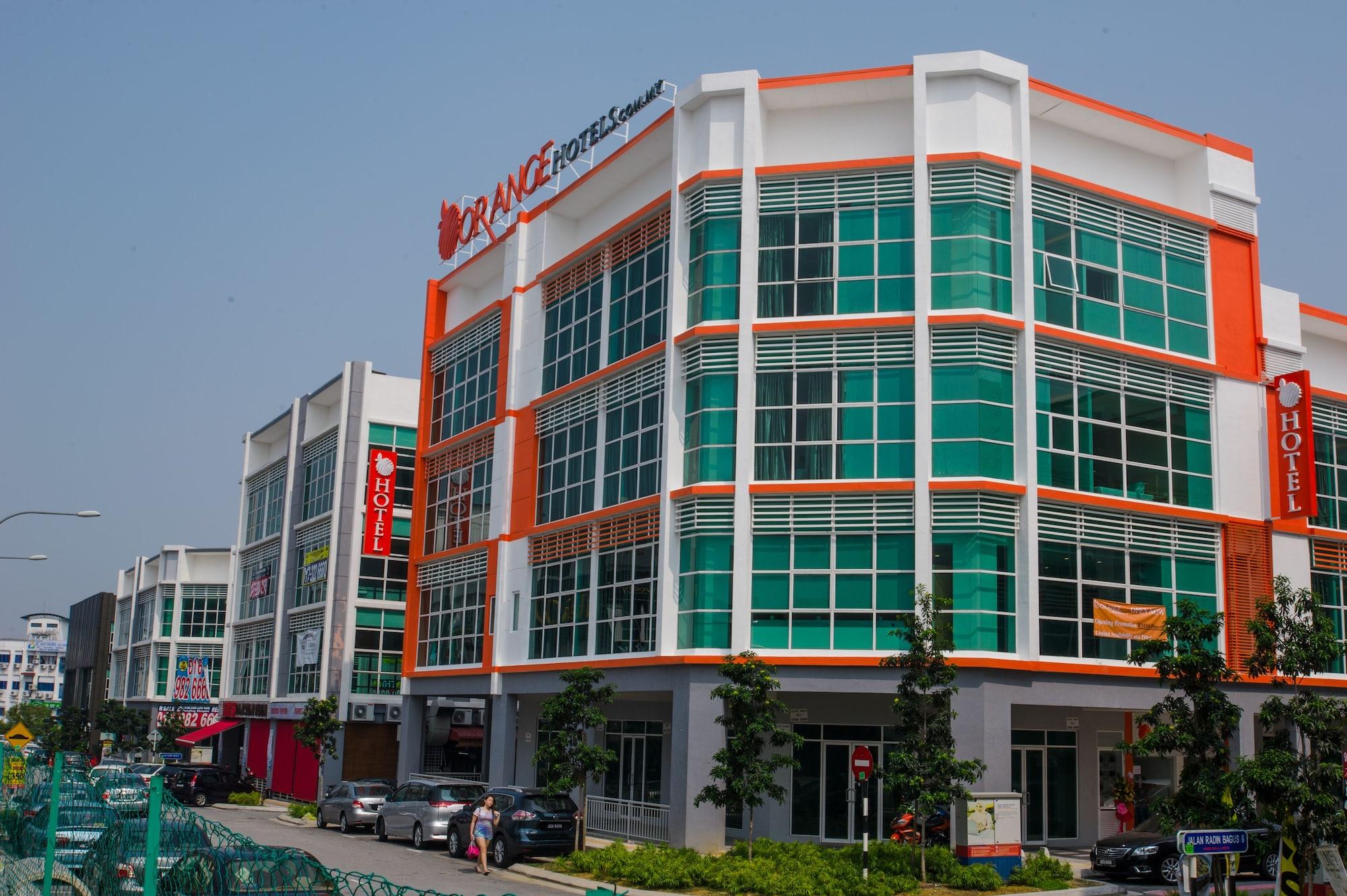 Orange Hotels Sri Petaling, Kuala Lumpur