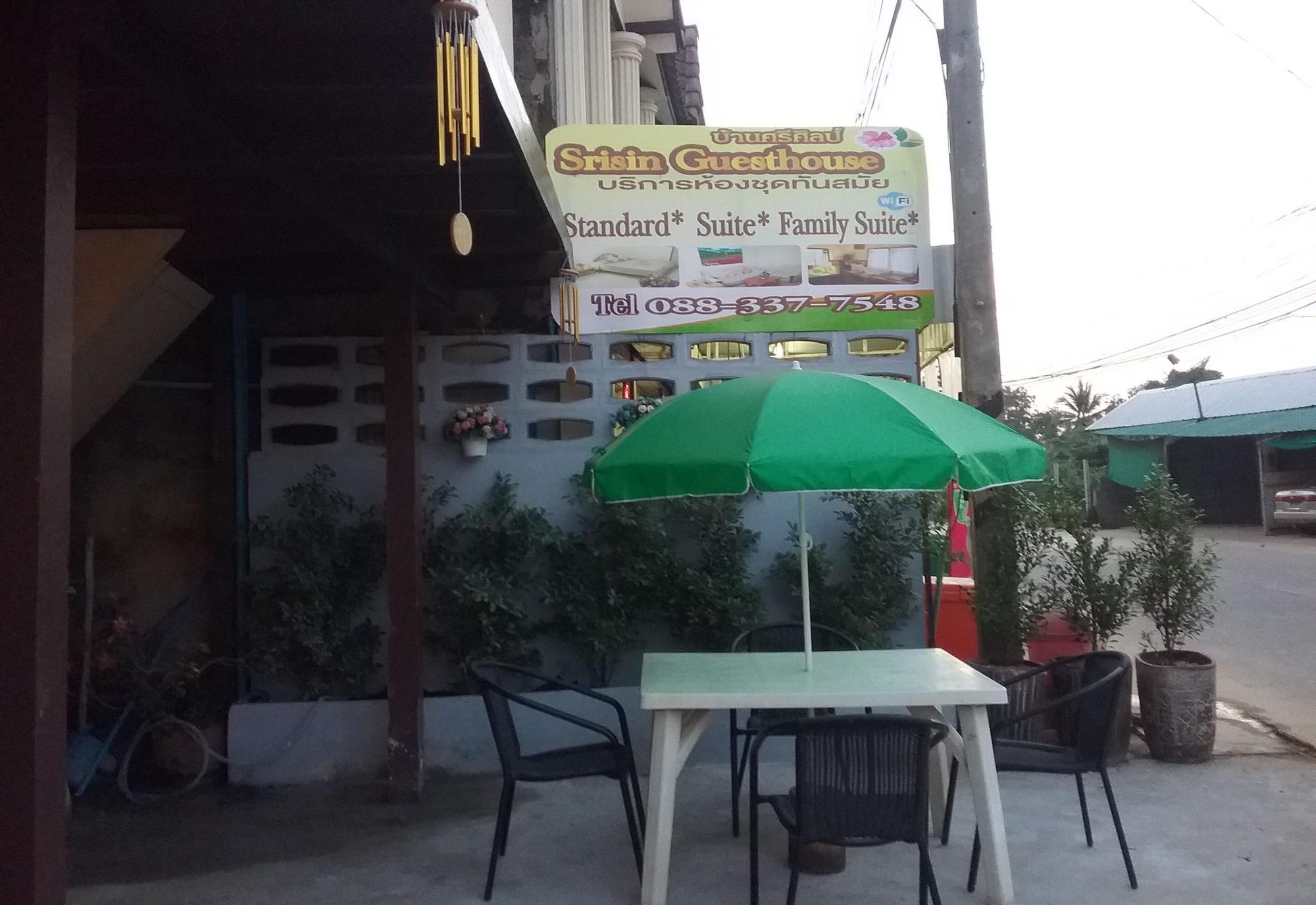 Srisin Guesthouse, Muang Udon Thani