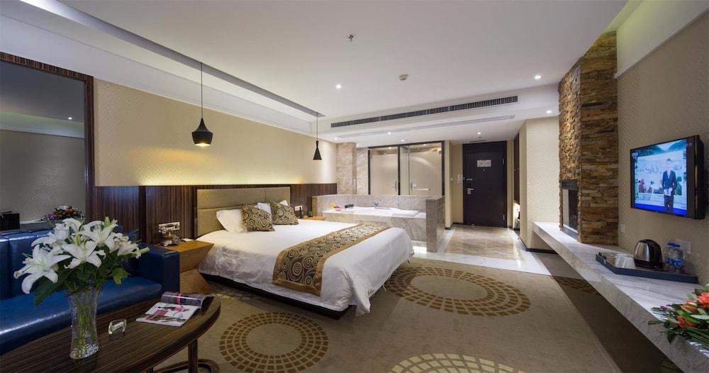 武漢ワンチェン テーマ ホテル (武汉万宸主题酒店)