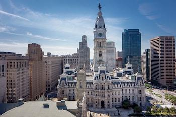 City View at Aloft Philadelphia Downtown in Philadelphia
