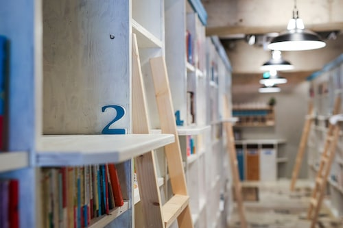 Book Inn - Hostel, Niigata