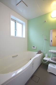 SHIRONOSHITA GUESTHOUSE - HOSTEL Bathroom