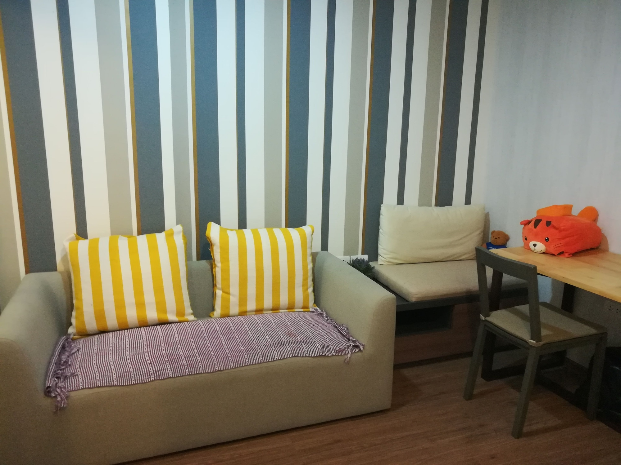 1BR in U Delight at Huamak Station, Suan Luang
