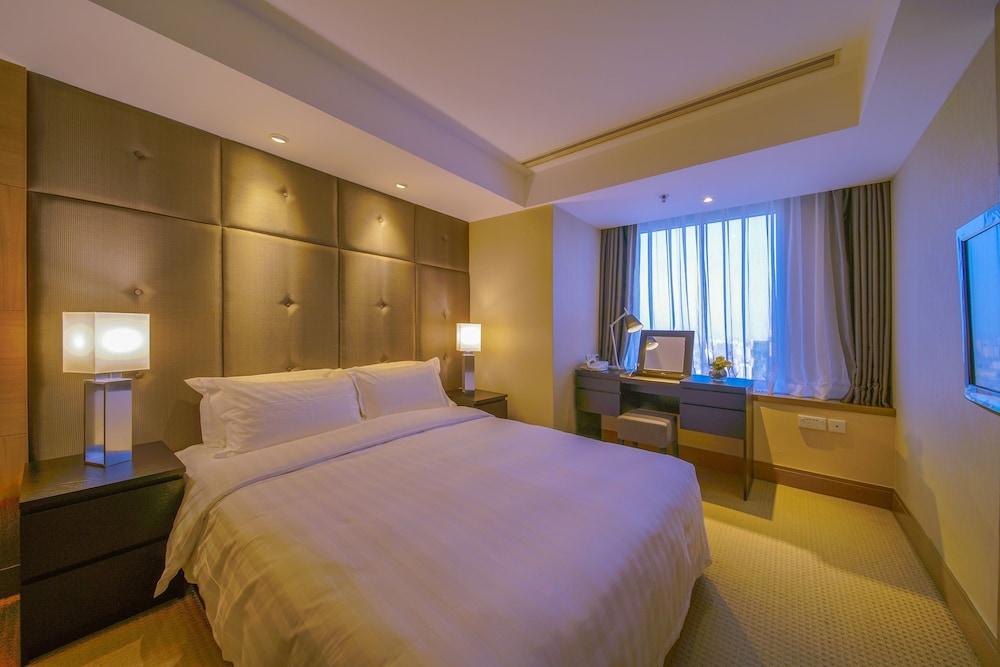 ジングアン センター アパートメント (京广中心公寓酒店)