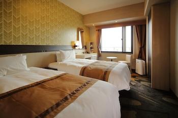スタンダード ツインルーム シングルユース|ホテルモントレ姫路