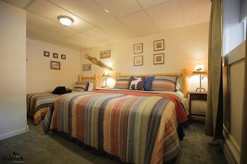 Triple Room, Ensuite (Moose Lodge)