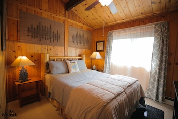 Quadruple Room, 2 Bedrooms, Ensuite (Alaskan Suite)